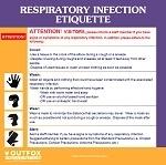 Respiratory Hygiene Reminders